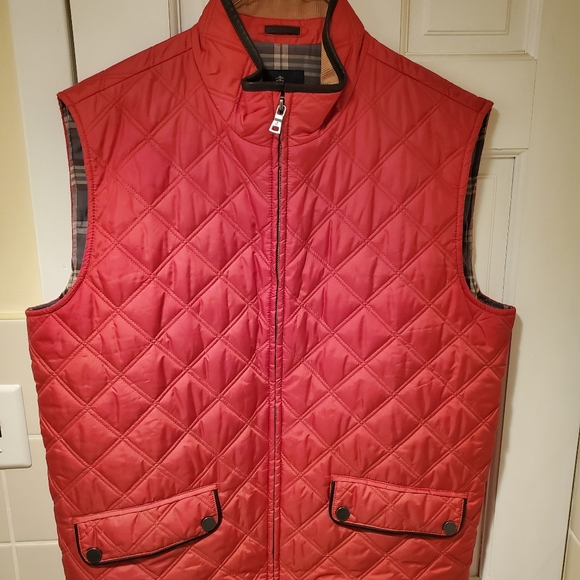 Brooks Brothers Other - Brooks brothers quilted vest large
